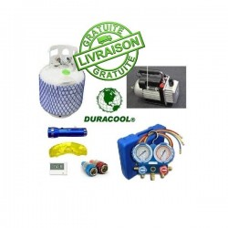 Kit clim Garagiste Duracool