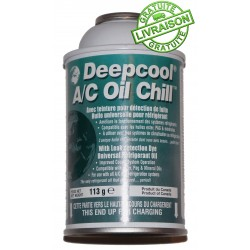 Canette Huile Duracool A/C Oil 113 Gr