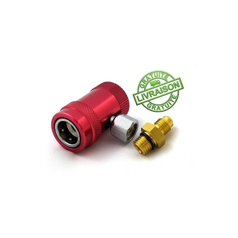 Raccord Clim HFO 1234 yf basse pression