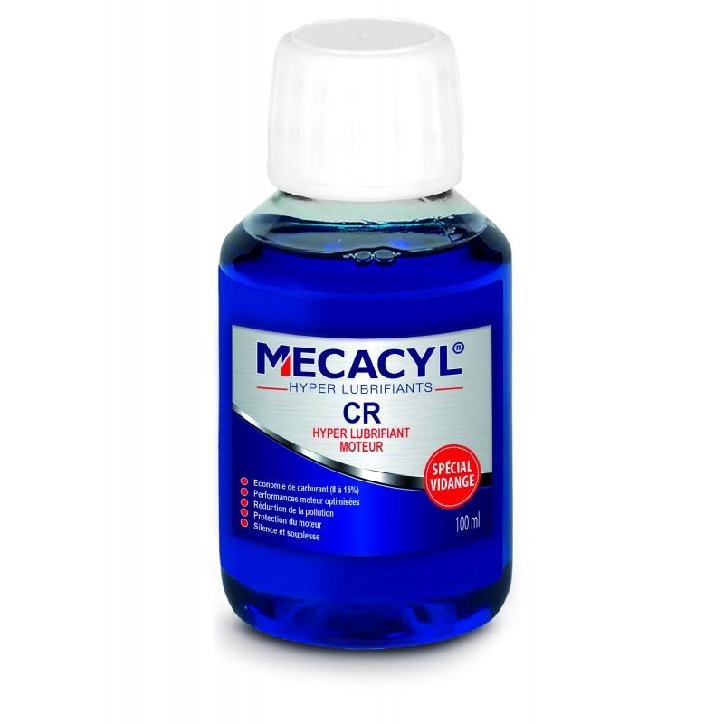 Lubrifiant MECACYL CR facilite les démarrages à froid, réduit l'usure