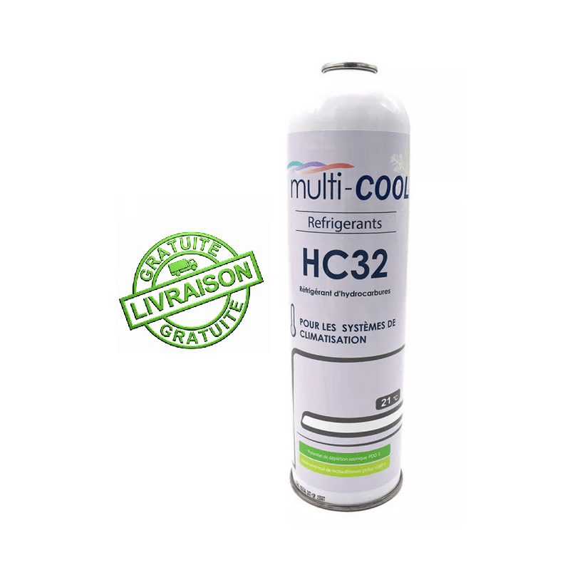 copy of Gaz Multicool-404 compatible R404a R22